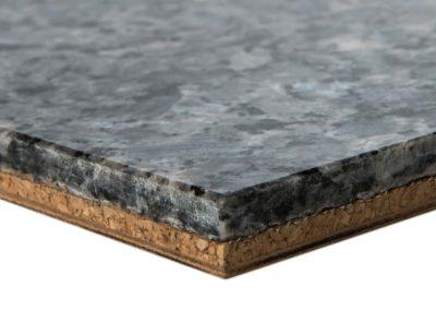 Corkstone – Stone tile, cork, Okoumè wood
