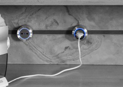 Elektrostone – Pannello elettrificato in pietra