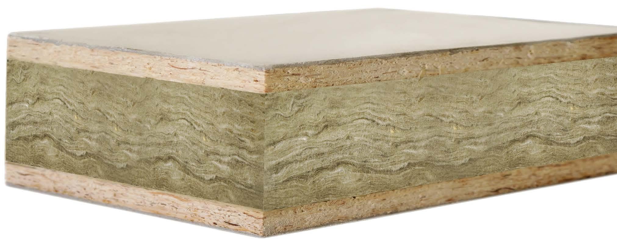 Pannelli Di Legno Osb lightwood - pannello sandwich, lana di roccia, osb t4