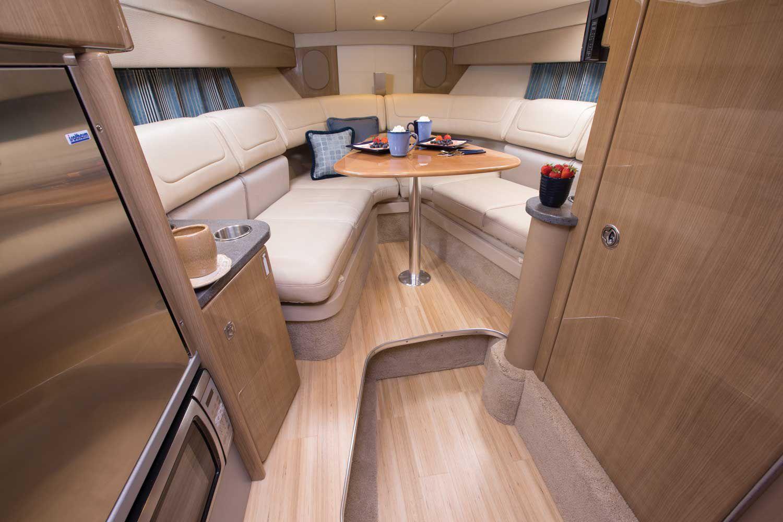 In-board cabin cruiser / sport