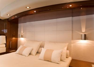 interior tappezzeria nautica