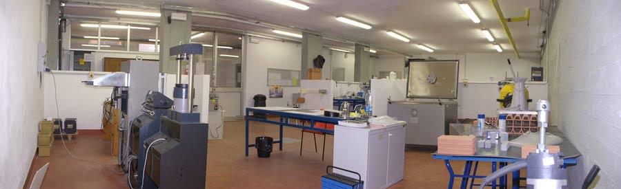 lab prove materiali