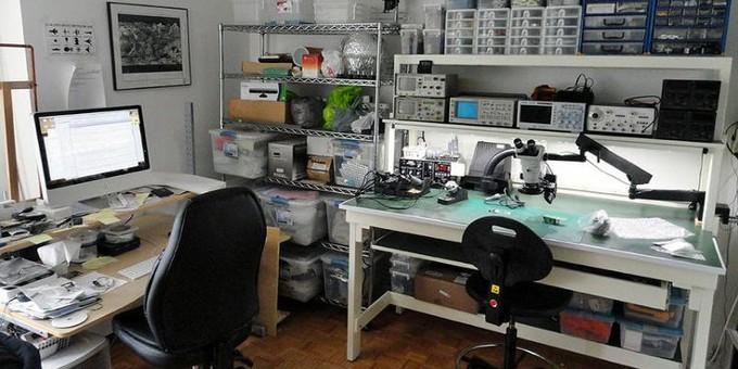 laboratorio prove e misure