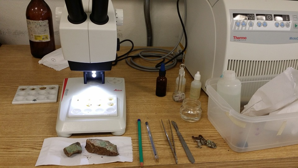 strumentazione da laboratorio stereoscope