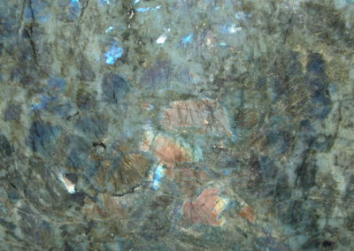 Labradorite special blue