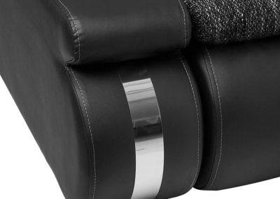 dettaglio divano nero (2)