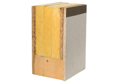 Eco Panel – Pannello sandwich strutturale per pareti a telaio