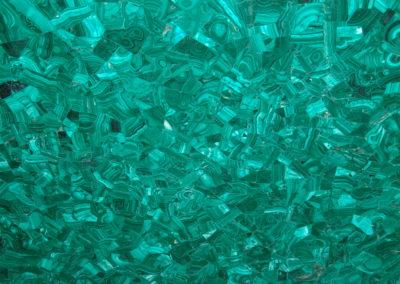 semipreziosi Malachite green