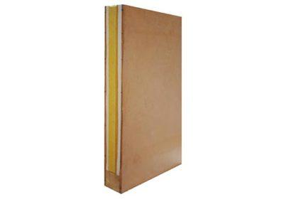 Evolution Panel – Pannello sandwich strutturale per pareti a telaio in legno lamellare portante